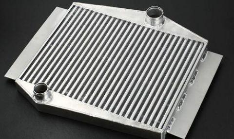 INTERCOOLER I ALUMINIUM MODEL TILPASSET 850,S/V70 TURBO