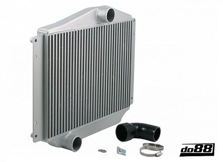 VOLVO 850/X70 TYRBO 94-00 INTERCOOLER FOR STD TRYKKRØR