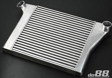 VOLVO 200/700/900 TURBO 81-98 INTERCOOLER (SMALE TYPEN U/ AC