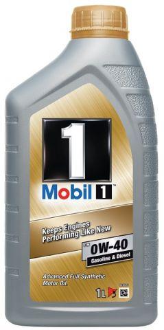 OLJE MOBIL 1 FS 0W-40 1L