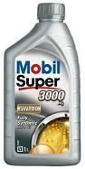 OLJE MOBIL SUPER 3000 5W-40 SYNTETISK  1 LITER !!