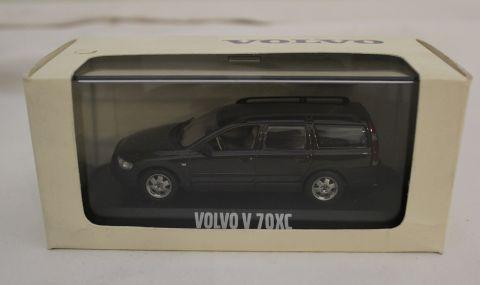 MODELLBIL VOLVO XC70 BRUN               UTGÅTT