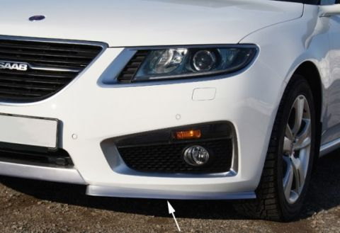 FRONTSPLITTERS TIL SAAB 9-5 SS/SC 11- (NG)  XENDIUM