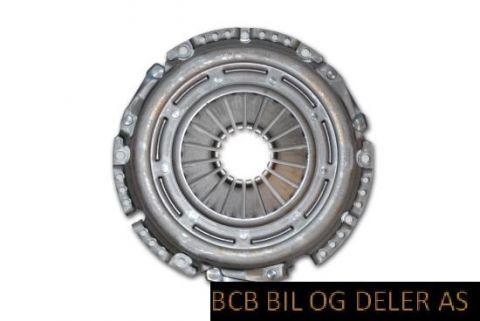 CLUTSH TRYKKPLATE 240MM FORSTERKET TIL DOBBELT SVINGHJUL M90
