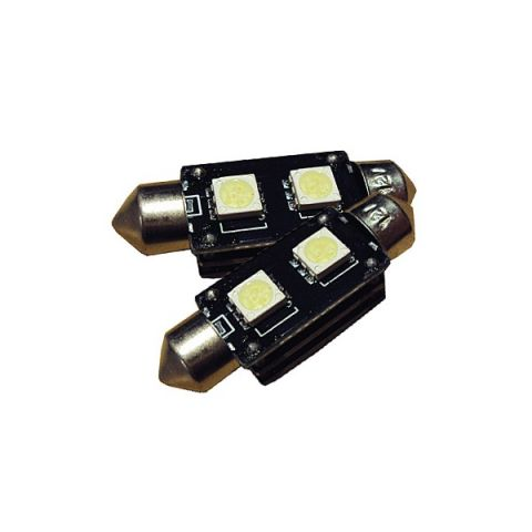 LYSPÆRE X-D LIGHT 38MM DOMELIGHT WITH RESISTOR BUILT IN SMD
