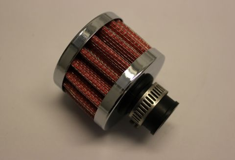 Filter Veivhus 12mm innvendig
