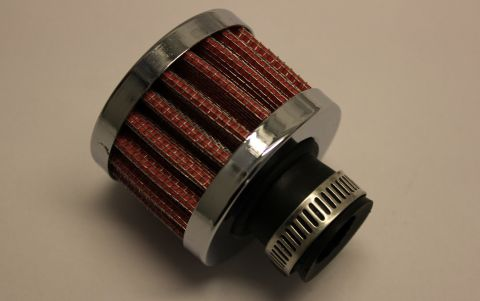 Filter Veivhus 15mm innvendig