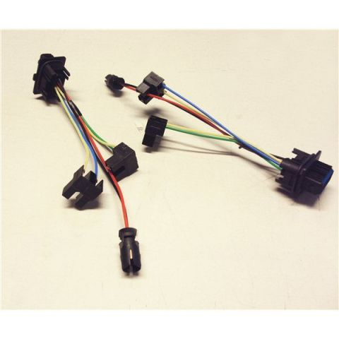 VOLVO S/V 40 5 PIN ADAPTERCABLES L+R PAIR