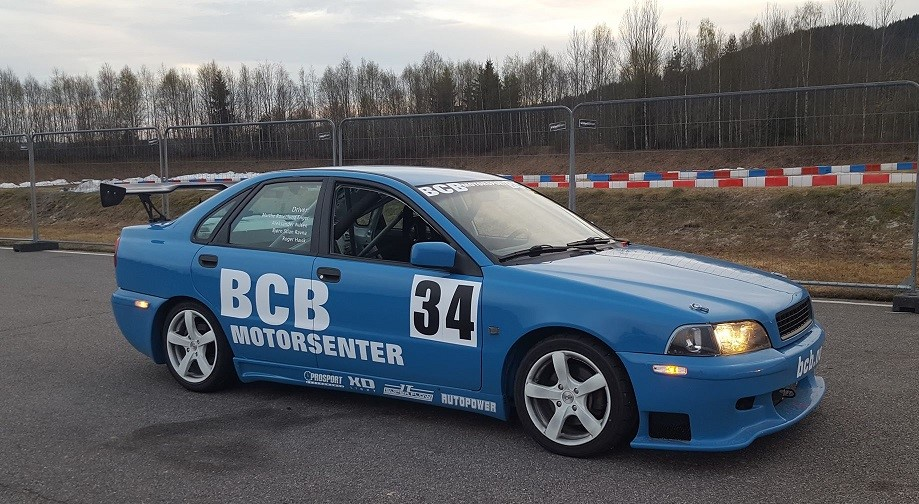 BCB ombygging av Volvo